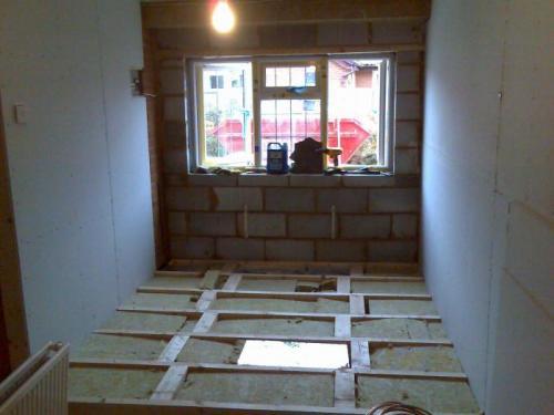 garage conversion and extension gallery elite construction. Black Bedroom Furniture Sets. Home Design Ideas